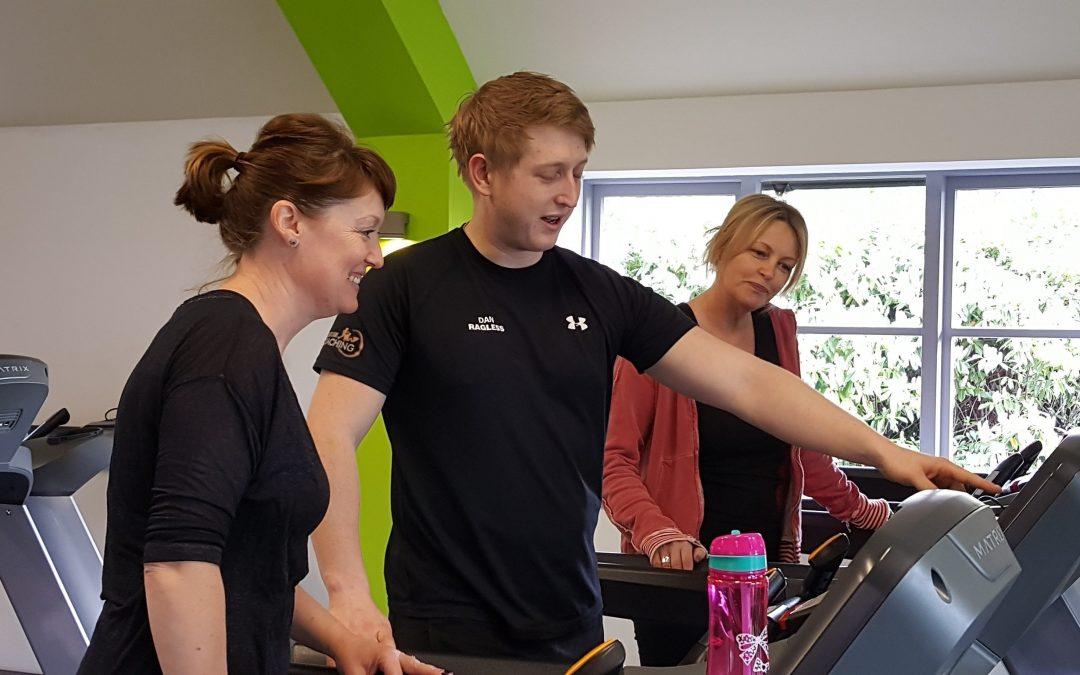 Jodie's Challenge: The gym