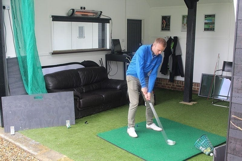 LEFT IS BEST FOR CRANLEIGH HEAD PROFESSIONAL