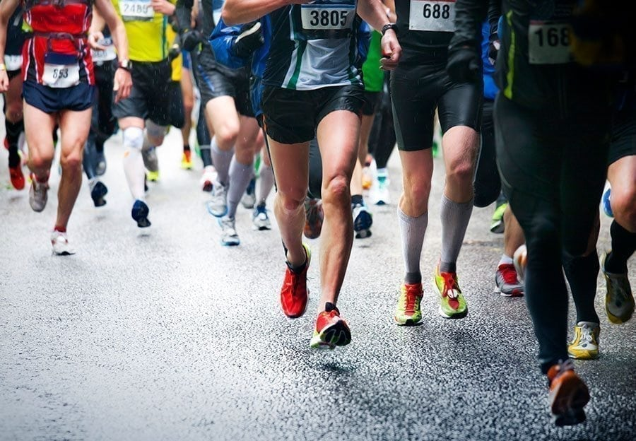 Recovery/Mobility for Marathon Running