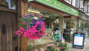 Natural Life Shop, Surrey