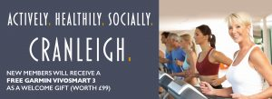 Become a member at Cranleigh in 2019